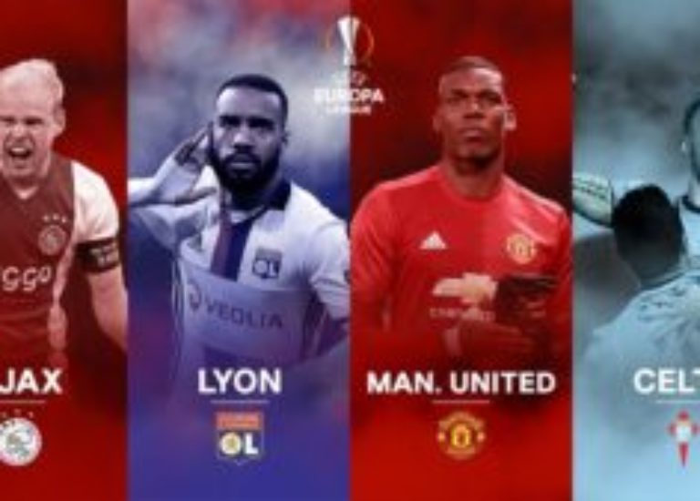 Аякс — Ман Юнайтед Футбол — Лига Европы