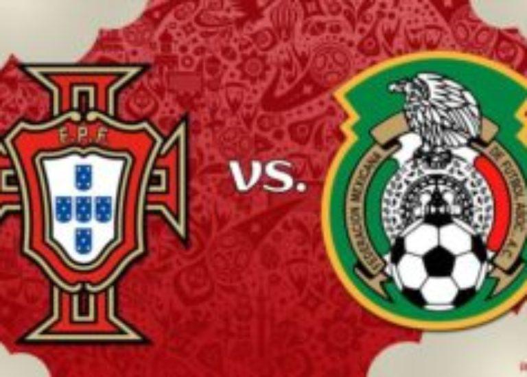 Португалия — Мексика