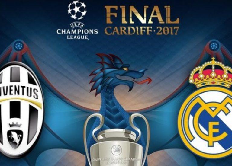 Ювентус — Реал Мадрид результат 1:4 (лучшие моменты)