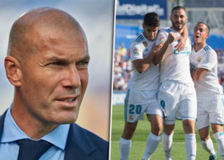 Реал Мадрид — Тоттенхэм