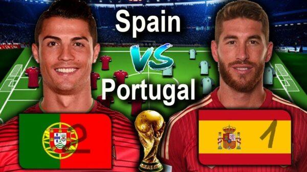 Прогноз Испания -Португалия