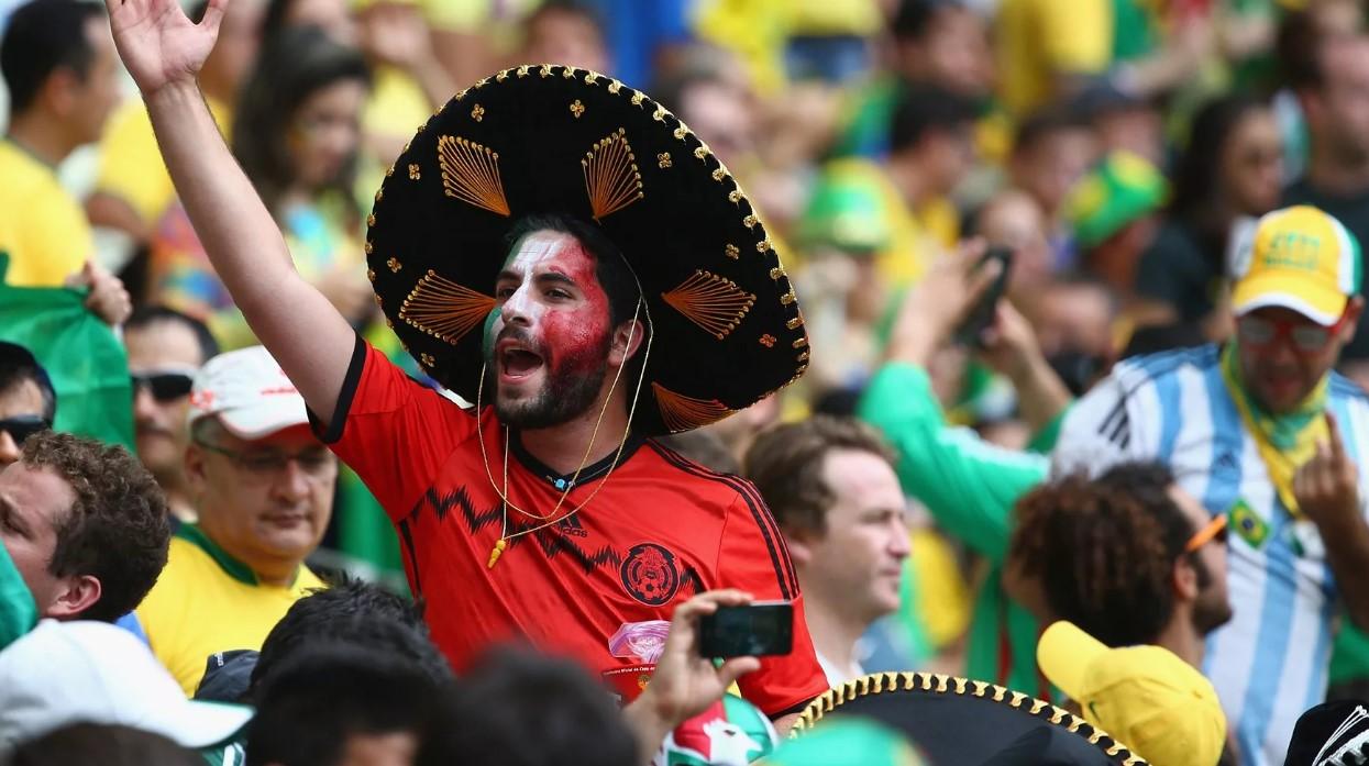 Бразилия - Мексика