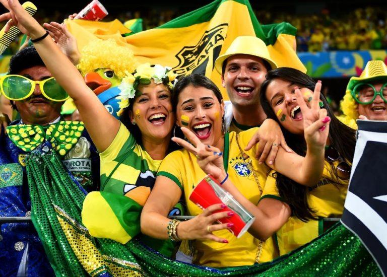 Бразилия — Мексика