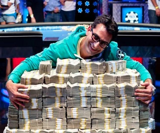 Житель Красноярска выиграл 28,5 миллиона рублей