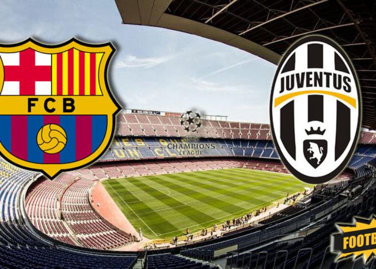 Барселона — Ювентус 19/04 21:45