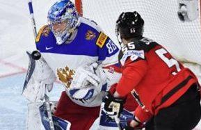 Россия – Канада: результат матча