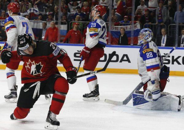 Сборная России 2017 хоккей