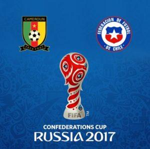 Матч Камерун - Чили