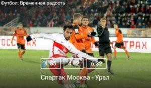 Футбол – Россия – Премьер ЛигаСпорт, ставки