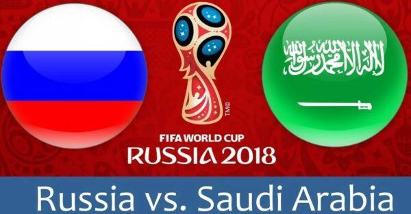 Россия - Саудовская Аравия