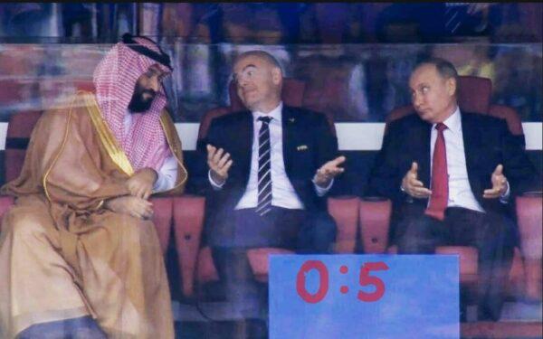 Россия-Саудовская Аравия 5-0