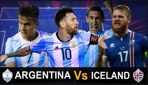 Аргентина - Исландия ЧМ 2018Спорт, ставки