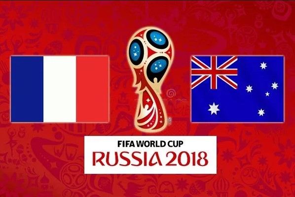 Франция Австралия
