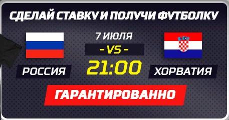 1-4 финала Россия - ХорватияСпорт, ставки