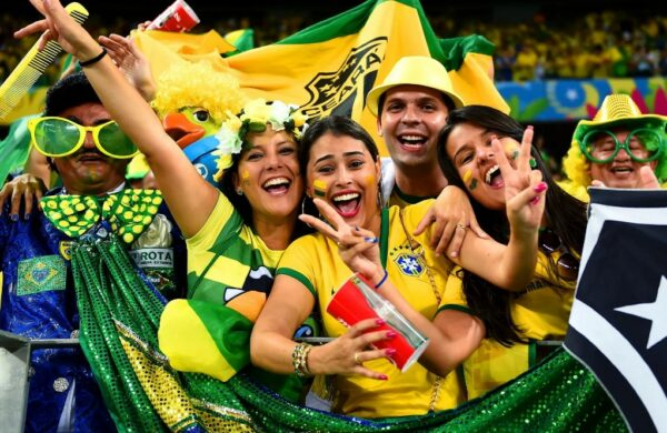 Бразилия-Мексика