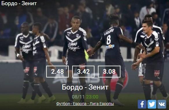 Футбол - Европа - Лига Европы
