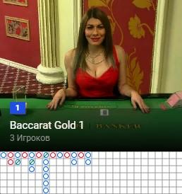 Баккара (Baccarat) - популярная карточная игра с многолетней историей
