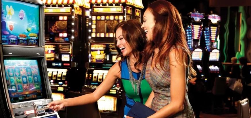 Игры в игорном заведении-казино
