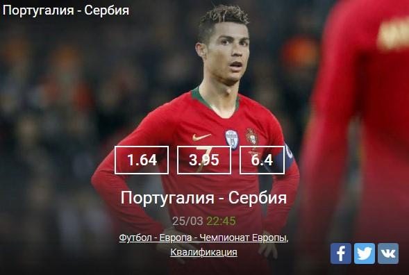 Футбол - Европа - Чемпионат Европы, КвалификацияСпорт, ставки