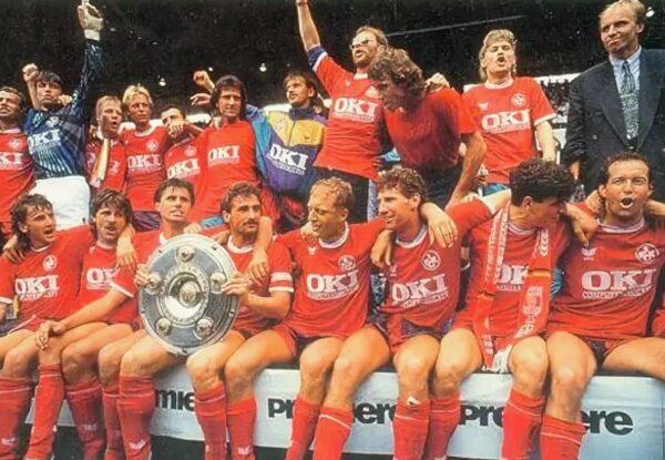 Кайзерслаутерн, Германия 1997-1998Спорт, ставки