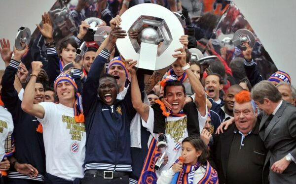 Монпелье чемпион Франции сезон 2011-2012 годСпорт, ставки