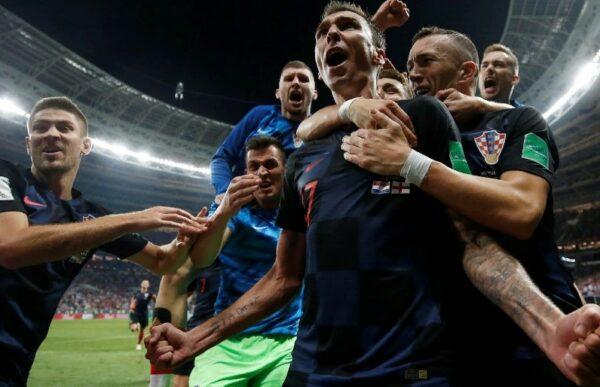 Матч Франция - Хорватия. Лига наций УЕФА